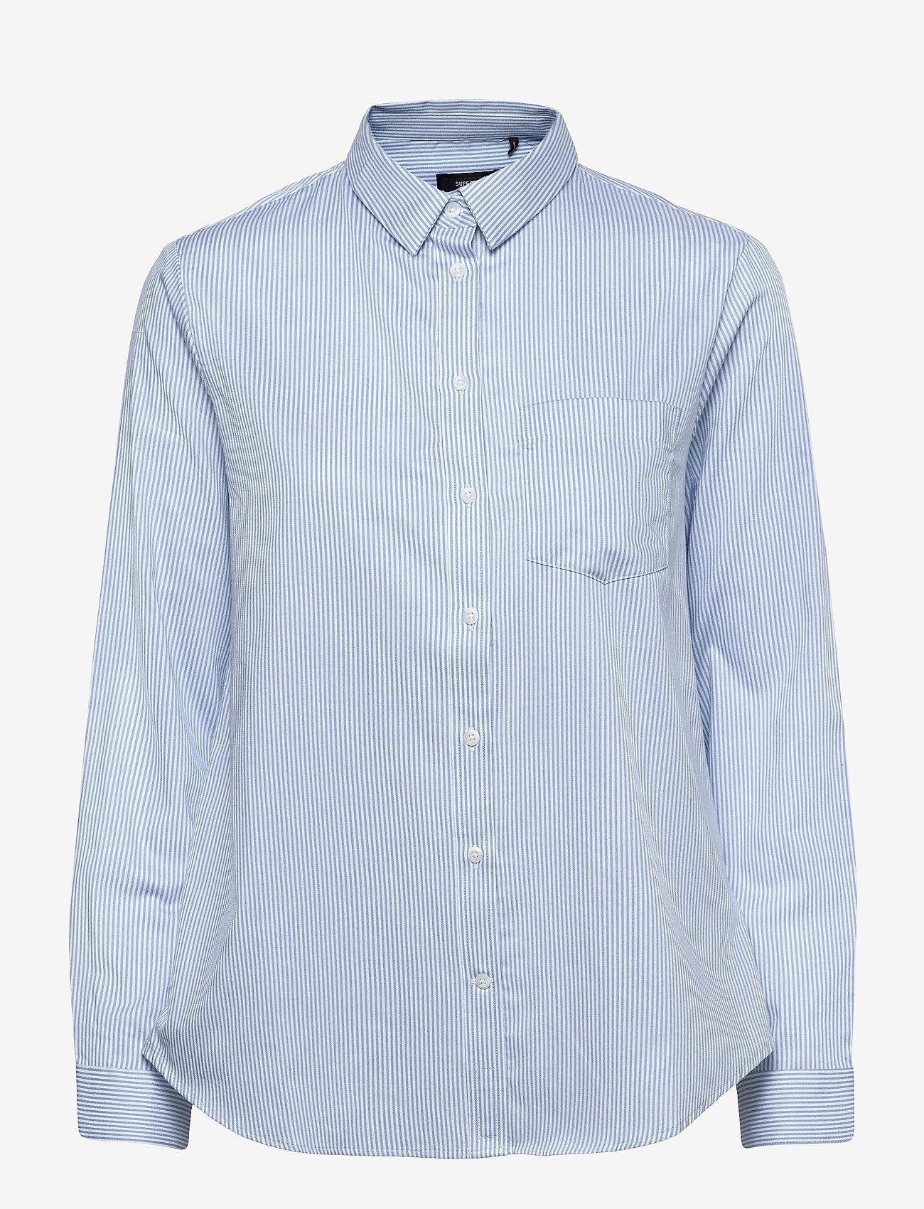 preppy chemise